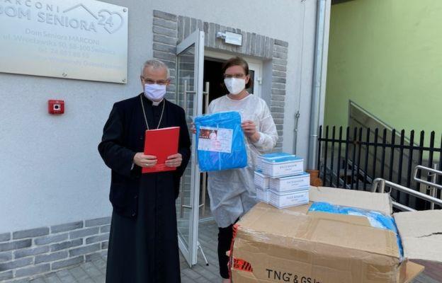 Dekret biskupa Marka Mendyka w związku z rosnącą liczbą zarażonych koronawirusem