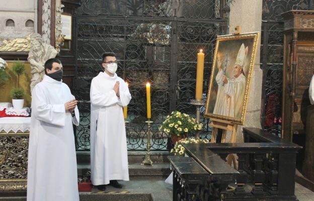 Klerycy świdnickiego seminarium.