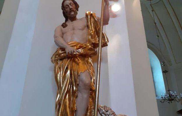 Św. Jan wrócił do Grodowca