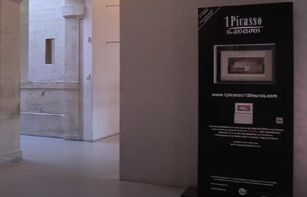 Francja: Włoszka wygrała na loterii obraz Picassa