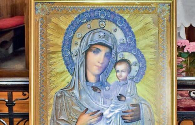 Kopia ikony Matki Bożej Pawłowskiej