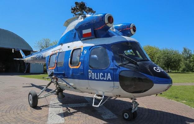 Kraków: Muzeum Lotnictwa Polskiego pozyskało nowy eksponat – policyjną Kanię