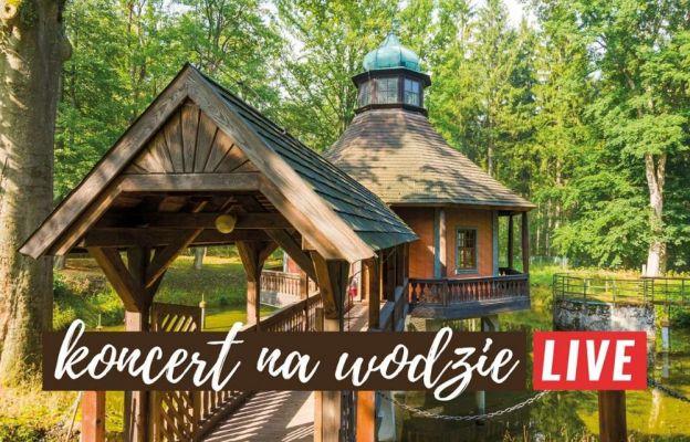 Koncert on-line w krzeszowskim pawilonie na wodzie