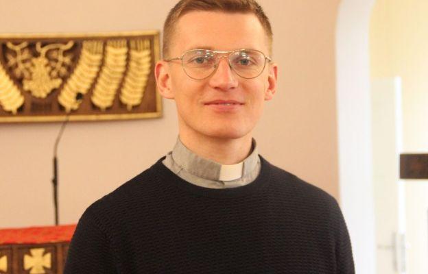 dk. Konrad Jasiewicz dzieli się świadectwem swojego powołania