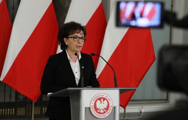 Witek: jestem zaniepokojona tym, co się dzieje w Senacie w związku z ustawą dot. wyborów prezydenckich
