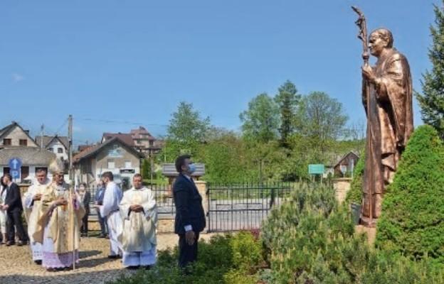 Mały cud św. Jana Pawła II