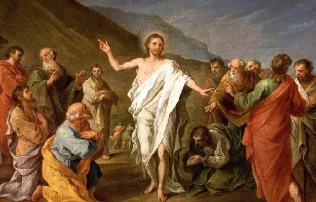 Chrzest w imię Ojca i Syna, i Ducha Świętego