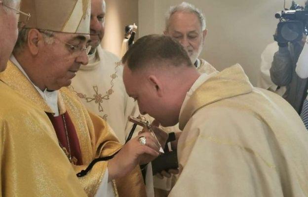 Diecezja toruńska ma kolejnego misjonarza
