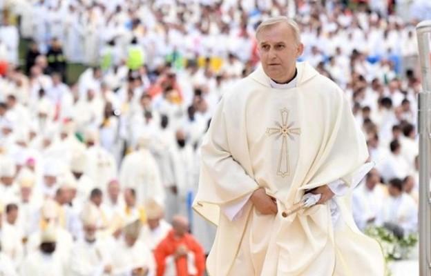 Bp Suchodolski: nie chcę głosić niczego innego, jak tylko Jezusa Chrystusa
