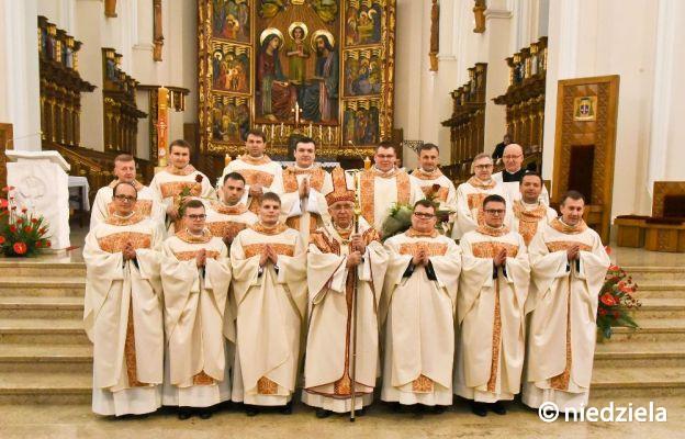 Archidiecezja częstochowska ma siedmiu nowych kapłanów