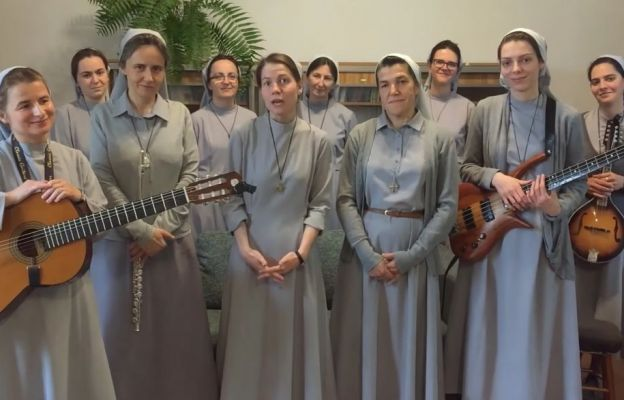 Siostry z Łabuń przyjęły wezwanie