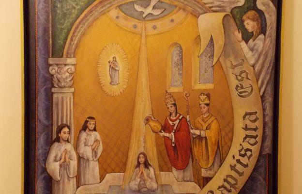 Chrzest zanurzeniem w Bożym świetle
