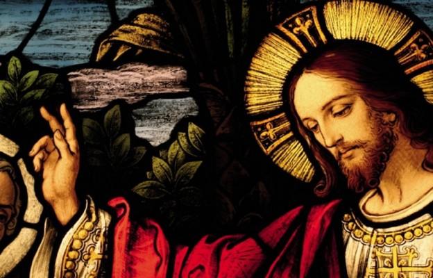 Bóg posłał swego Syna na świat, aby świat został zbawiony