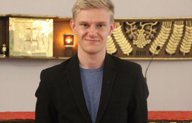 Jakub Cieplak pochodzi z parafii św. Henryka w Sulęcinie