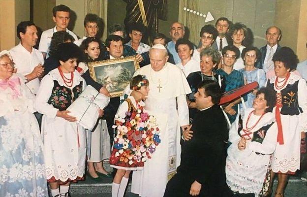 Spotkania z Papieżem na zawsze pozostają w pamięci ich uczestników.