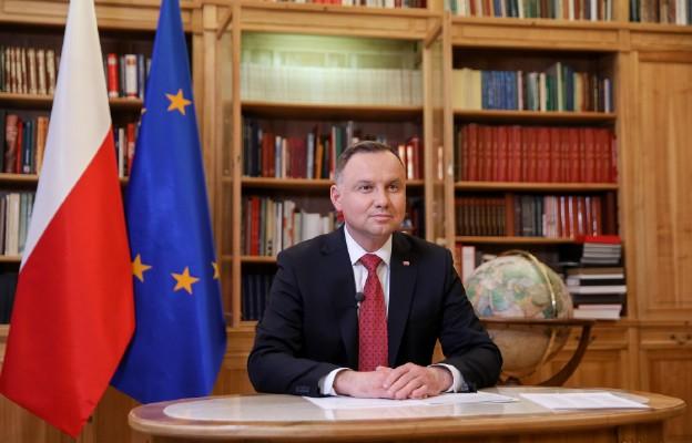 Prezydent: 4 czerwca 1989 r. Polacy Solidarnie zagłosowali za wolną Polską