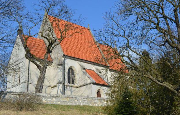 Gorysławice – kościółek przedmieścia