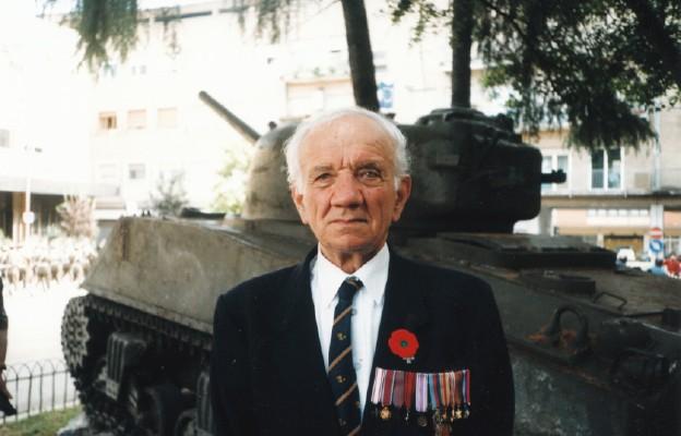 Zmarł płk Marian Tomaszewski - żołnierz Armii Andersa, zdobywca Monte Casino
