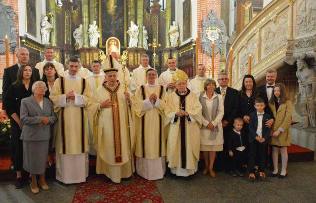 Nowi diakoni legnickiego Kościoła