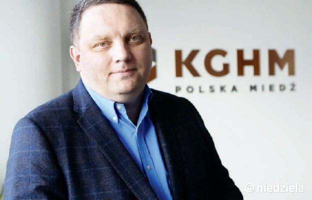 Bez pracowników KGHM po prostu nie ma tej firmy – podkreśla Marcin Chludziński