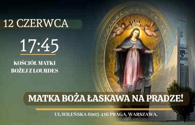 Odwiedziny Matki Bożej Łaskawej