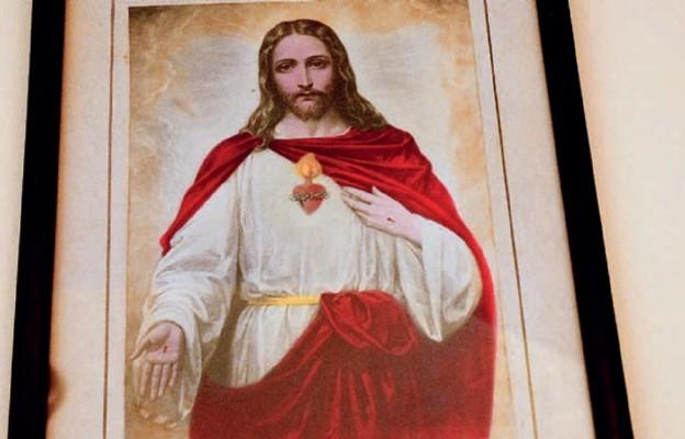 Pamiątka intronizacji – ten obraz wisi w parafii Opatrzności Bożej we Wrocławiu