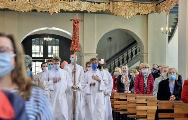 W kościele pw. Ducha Świętego gromadzą się miłośnicy duchowości ignacjańskiej