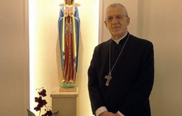 Nigdy nie myślałem o tym, by być biskupem – przyznaje bp Mieczysław Cisło