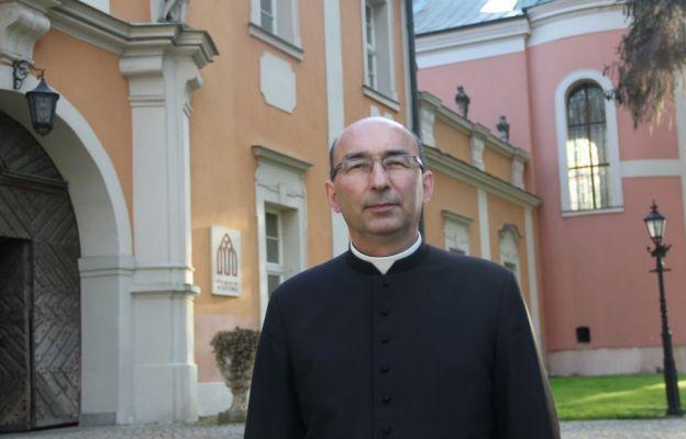 ks. Jarosław Marszałek pochodzi z parafii św. Klemensa w Głogowie