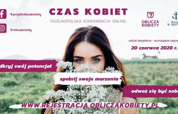 Czas Kobiet - Ogólnopolska Konferencja Online