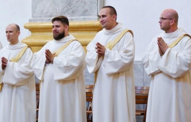 Zakon Paulinów ma czterech nowych kapłanów