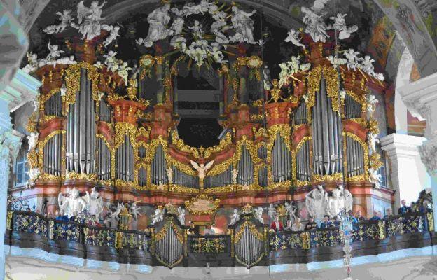 Kolejne, Letnie Koncerty Organowe w Krzeszowie