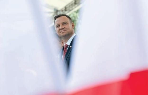 Andrzej Duda podsumował pięć lat swojej prezydentury