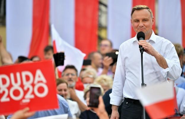 Prezydent polskich spraw