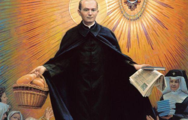 Bł. ks. Ignacy Kłopotowski wyprasza wiele łask