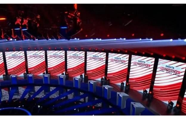 Zaplanowana na czwartek debata kandydatów na prezydenta nie odbędzie się