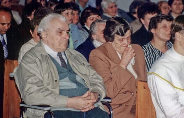 Eucharystia stanowiła centrum życia Tadeusza i Heleny Buryłów