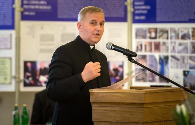 Biskup Grzegorz Suchodolski