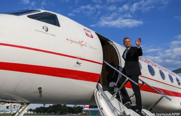 Prezydent udaje się z pierwszą w nowej kadencji wizytą zagraniczną, odwiedzi Watykan i Rzym