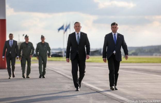W środę w Białym Domu rozmowy Andrzeja Dudy i Donalda Trumpa, wspólne oświadczenie do mediów