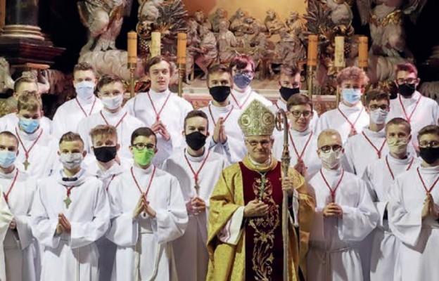 Będą zabiegać opiękno liturgii