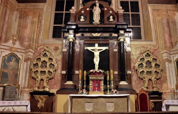 Kaplica Relikwii Świętego Krzyża na Świętym Krzyżu