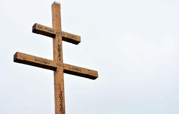 Karawaka czyli krzyż epidemiczny na biłgorajskim cmentarzu