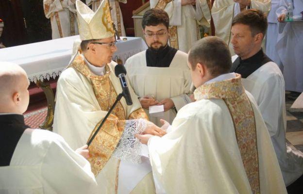 Święcenia kapłańskie w Kłodzku