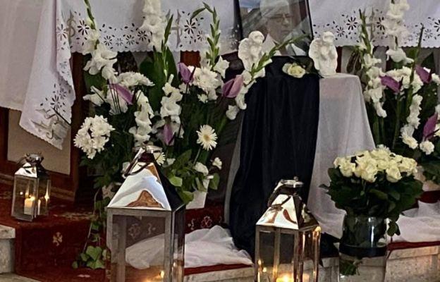 Modlono się za śp. ks. Bogdana Kusiaka
