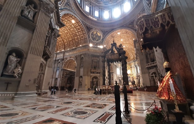 Watykan: papież mianował komisarza nadzwyczajnego w Fabryce Świętego Piotra