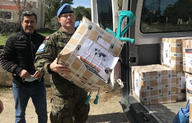 Redemptoris Missio: pomoc medyczna dotarła do Libanu