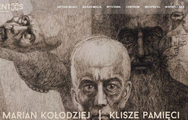 Wirtualna wystawa prac Mariana Kołodzieja.