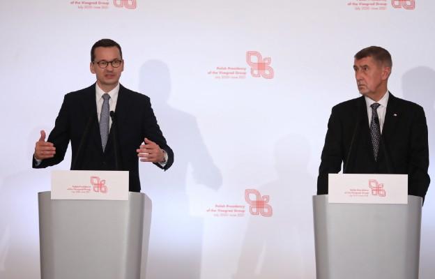 Premier: V4 chce pomóc Unii Europejskiej w jej zmianach