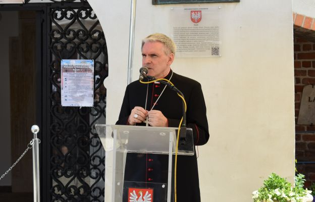 Biskup Krzysztof Nitkiewicz – Ordynariusz Diecezji Sandomierskiej – Przewodniczący Rady do spraw Ekumenizmu Konferencji Episkopatu Polski.